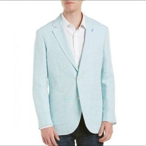 Tailorbyrd Collection Linen Sport Coat 38S